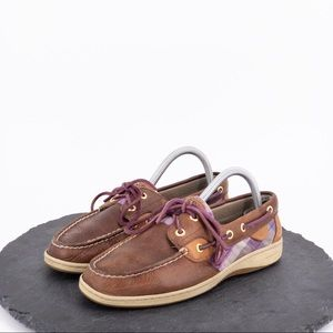Sperry Women's boat shoes size 8M